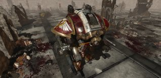 Warhammer 40,000: Inquisitor – Martyr. Трейлер системы боссов