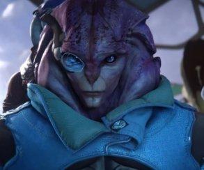 Новая раса вMass Effect: Andromeda тоже непротив поразвлечься