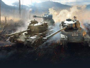 Стратегии про танки