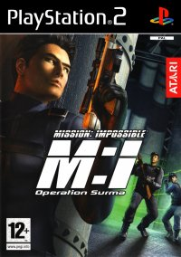 Mission: Impossible – Operation Surma – фото обложки игры
