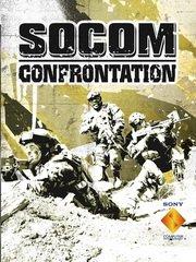 SOCOM Confrontation – фото обложки игры