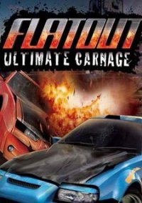 FlatOut: Ultimate Carnage – фото обложки игры