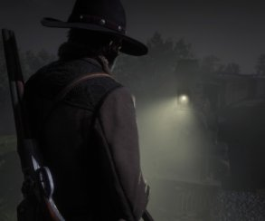 Гайд. Как в Red Dead Redemption найти настоящего вампира?