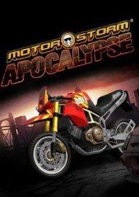 Motorstorm: Apocalypse – фото обложки игры
