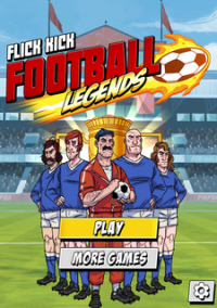 Flick Kick Football – фото обложки игры