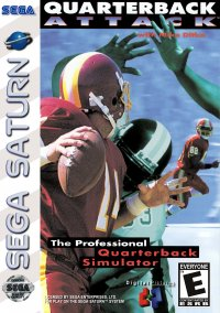 Quarterback Attack with Mike Ditka – фото обложки игры