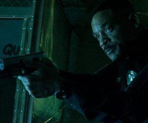 Уилл Смит вместе сорком борется созлом вновом трейлере «Яркости» отNetflix