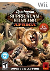 Remington Super Slam Hunting: Africa – фото обложки игры