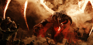 Middle-earth: Shadow of War. Трейлер монстры Мордора