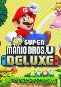 New Super Mario Bros. U Deluxe – фото обложки игры