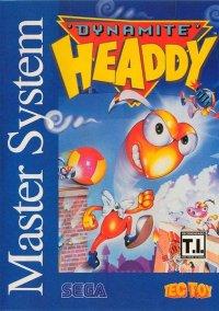 Dynamite Headdy – фото обложки игры