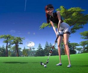 Powerstar Golf для Xbox One перешла на F2P