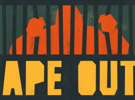 Критики хвалят Ape Out— Hotline Miami про горрилу— иназывают моментальной классикой жанра