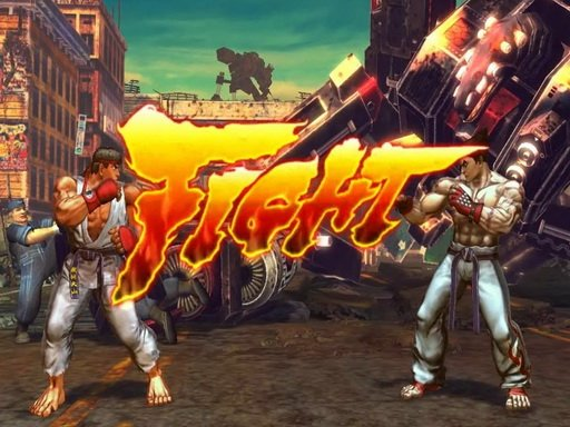 Street Fighter x Tekken. Геймплей