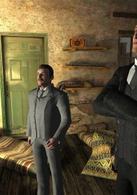 Sherlock Holmes: The Awakened Remastered Edition – фото обложки игры