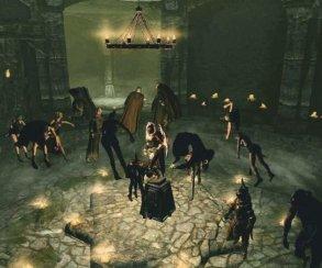 Гифка дня: необузданное искусство полетов вThe Elder Scrolls 5: Skyrim