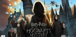 Harry Potter: Hogwarts Mystery. Анонсирующий трейлер