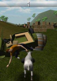 Goat Rampage – фото обложки игры