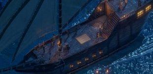 Pillars of Eternity 2: Deadfire. Демонстрация кораблей