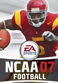 NCAA Football 07 – фото обложки игры