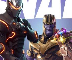 В новом режиме Fortnite игроки смогут превратиться в Таноса