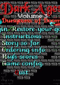 Dark Ages – фото обложки игры