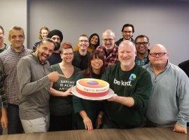 Google иMozilla прислали Microsoft тортики вчесть официального выхода браузера Edge