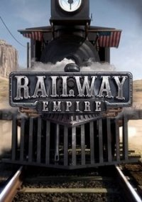 Railway Empire – фото обложки игры