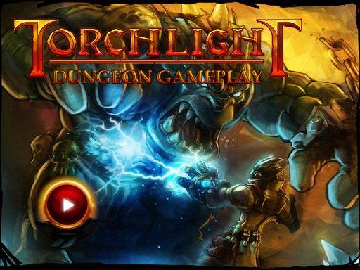Torchlight - Dungeon Gameplay