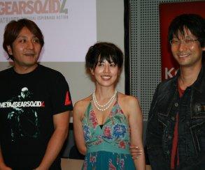 ИзKojima Productions ушел еесооснователь. Возможно, из-за разногласий