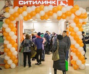 ВУльяновске открылся первый большой магазин «Ситилинк»