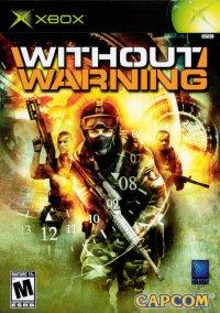 Without Warning – фото обложки игры