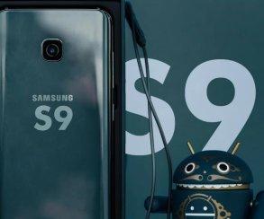 Красавец! Появились рендеры Samsung Galaxy S9