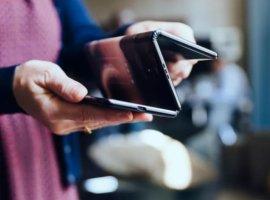 Смартфоны новой серии Samsung Galaxy Zбудут складываться вдвух местах