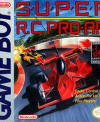 Super R.C. Pro-AM – фото обложки игры