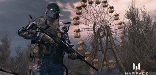 """Warface. Трейлер """"Спецоперация в Чернобыле"""""""
