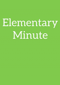 Elementary Minute – фото обложки игры