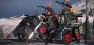 Dead Rising 4. Анонс DLC Frank's Big Package