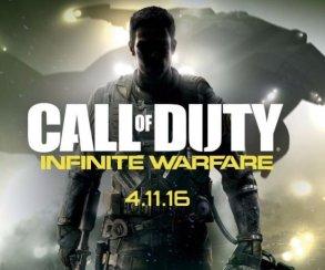 Официальный анонс Call of Duty: Infinite Warfare (обновлено)