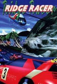 Ridge Racer – фото обложки игры