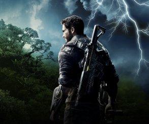 E3 2018. Just Cause 4 — главная игра про взрывы, безумные трюки и торнадо