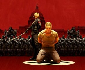 Пьяный Бласковиц вновом трейлере Wolfenstein II: The New Colossus