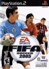 FIFA Football 2005 – фото обложки игры