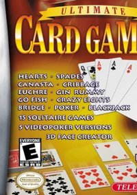 Ultimate Card Games – фото обложки игры