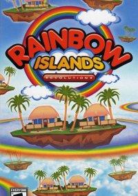 Rainbow Islands Evolution – фото обложки игры