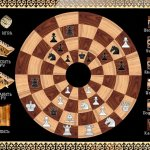 Скриншот Спокойные игры – круг: шашки, шахматы, уголки и… – Изображение 1