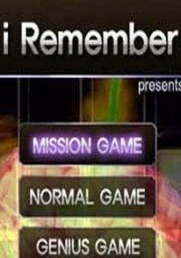 iRemember – фото обложки игры