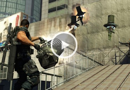 Binary Domain Multyplayer Pack