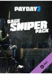 PayDay 2: Gage Sniper Pack – фото обложки игры
