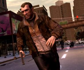 Гифка дня: экстренное катапультирование вGrand Theft Auto4